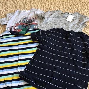 Size Small Boys Tshirt Lot